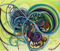 Why I paint spirals image