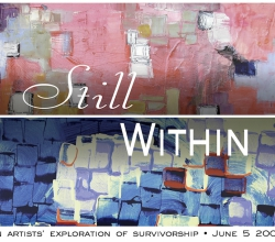 'Still Within Exhibit Postcard' Visual Design detail by .carolinecblaker. 1240325953